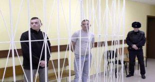 食人族男子基里爾.奈米金(Kirill Nemykin)和謝爾蓋.麥特亞耶夫(Sergey Metlyayev)性侵、殺害一名女子,並肢解還將她吃下肚,整個過程令人毛骨悚然。(圖片來源:翻攝國外網站)