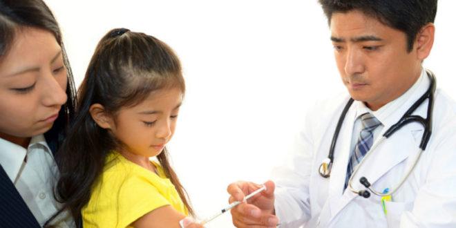批幼兒在校施打疫苗不妥 全教總呼籲讓家長請假陪小孩