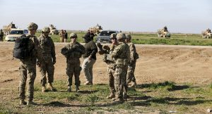 美國派出500名士兵支援作戰。(圖片來源/翻攝自網路)