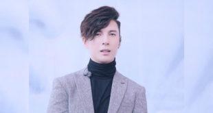陳勢安感謝師姐黃小琥在他事業低潮時像家人一樣的陪伴,給他很多鼓勵。(圖片來源:陳勢安臉書)