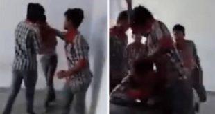 印度一名16歲賤民學生,因功課好長期被同學霸凌。( 圖片來源/翻攝自網路)