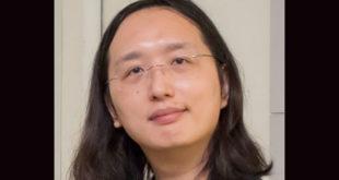 行政院政委唐鳳因遠距上班的議題引起部分網友不滿,他親上火線回應。  圖片來源:wiki