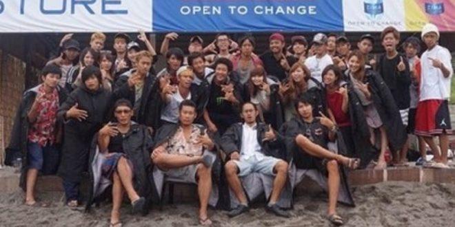 慶應大學爆出社團內性侵醜聞,圖為可能涉案的社團內男學生。(翻攝網路)