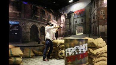 Photo of 槍林彈雨極速狂飆 全台第一座VIVELAND虛擬實境樂園