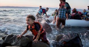 來自敘利亞及非洲等非法移民,冒死橫越地中海尋求自由。(圖片來源/翻攝網路)