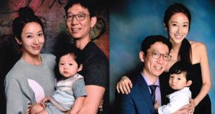 隋棠與圈外男友Tony閃婚,隨即產下兒子「Max」,家庭生活幸福美滿。(合成照,圖片提供:翻攝隋棠 Sonia Sui臉書)