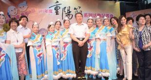 台北市長柯文哲7日出席活動時表示,他認為未來台灣的照護制度不會像美國走老人院,「很像老人集中營。」  圖片來源:台北市政府