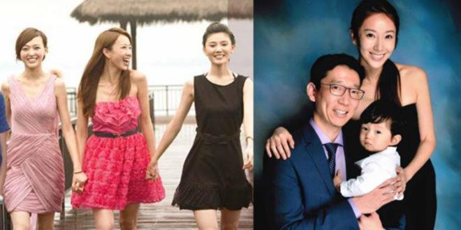 隋棠(左圖中)在拍攝《麵包樹上的女人》時傳出情變,去年閃婚,婚姻幸福。(合成圖,(圖片提供:翻攝麵包樹上的女人、隋棠 Sonia Sui臉書)