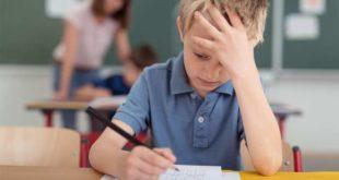 有香港小學生表示常因課業壓力大,感到頭疼且難以入眠。(圖片來源:123RF)