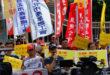 多個勞工團體組成「123大聯盟」,10月25日將上街遊行抗議,要求政府返回勞工七天假。  圖片來源:馮紹恩攝