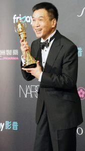 李天柱希望可藉由自己演員的身分,為台灣這片土地出一分努力。(圖片來源:梁浩文攝)