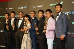 電視劇《一把青》抱回六項大獎,成為金鐘大贏家。(圖片來源:梁浩文攝)