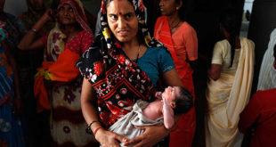 印度政府日前要求科技三巨頭谷歌、雅虎及微軟封鎖性別鑑定及墮胎關鍵字廣告。(照片翻攝asiancorrespondent)