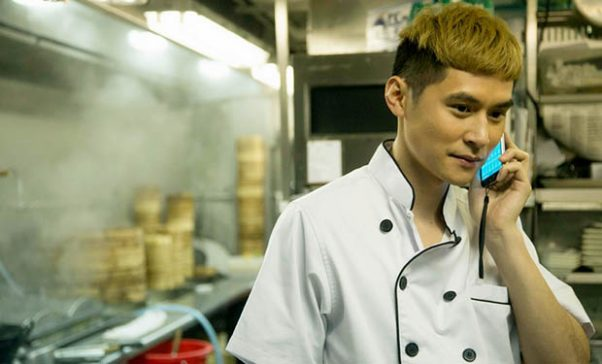 香港潛力小生陳家樂演出《幸運是我》,演技大躍進!(照片由華映娛樂提供)