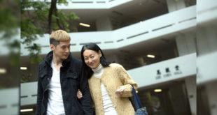 《幸運是我》是香港少見溫馨題材,描述沒有血緣關係的兩個陌生人,偶然相遇結下一段儼如母子的真摯感情(照片由華映娛樂提供)