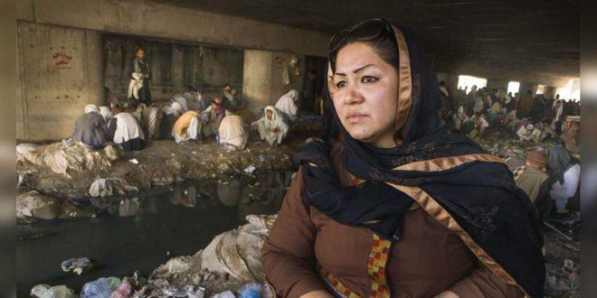 阿富汗媽媽開餐廳建庇護所 助吸毒者學一技之長