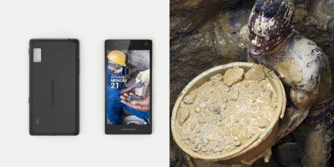 不用「血黃金」!荷蘭社會企業家打造公平貿易手機