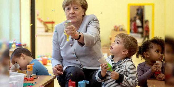 德國生育率創33年新高 難民婦女功不可沒