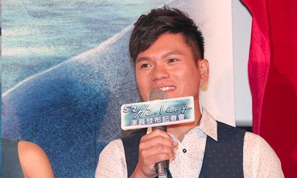 金曲歌王舒米恩被魏導嫌唱不到高音,表示心情大受影響。(謝婷婷攝)