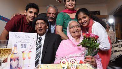 Photo of 110歲人瑞離世 90 年神話婚姻劃下句點