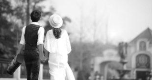 兩人牽手共度一生,堅定的愛情總是令人感動。(示意圖 圖片來源:http://www.jiajiasz.com/)
