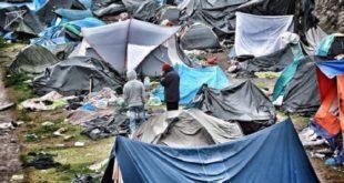 法國北部加萊難民營,因生活環境艱困,不時有暴力、性侵事件發生而有「叢林」 之稱 。(圖片來源/翻攝自Jihad Watch)