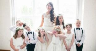 金希邀請她的唐寶寶學生,一起參加她的婚禮。(圖片來源:Facebook/Eren Eğitim)1