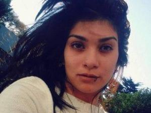 阿根廷一名16歲的女高中生佩雷斯,被灌毒性侵致死。(圖片來源/翻攝自Lucia Perez臉書)
