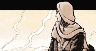 漫威與美國廣播公司聯手製作新的漫畫「馬達雅母親」,透過敘利亞一個家庭來讓全球注意到這被遺忘的地方。(圖片來源/翻攝自網路)