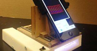 iPhone 5竟然可用來測試癌症!其準確度更高達99%!(圖片來源/翻攝自網路)