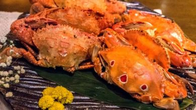 Photo of 老饕必訪平價日式料理店 當季肥美秋蟹99元不怕你吃