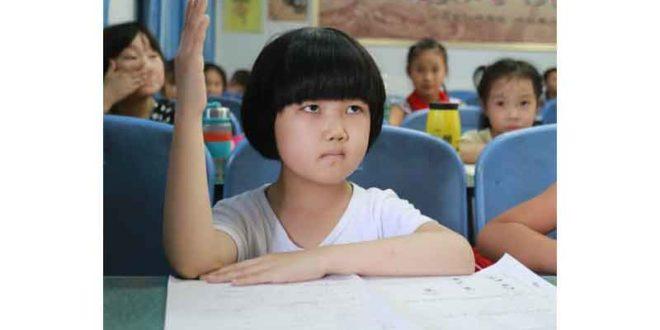 大陸一名9歲孩童作文,感動無數網友,被封為「最悲傷的作文」。(圖片來源:四川新聞網)