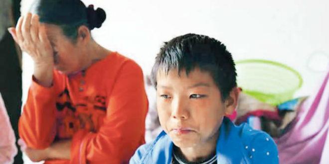 數學都100分!獨自跋涉400公里做化療 11歲血癌男孩不放棄念書