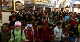 在敘利亞的基督徒先是受伊斯蘭國,現在又被庫德族強佔家園,處境堪憐。(圖片來源/翻攝自網路)