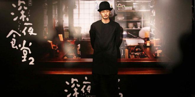 小田切讓登台宣傳新片 大啖台灣美食直呼美味!