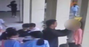 大陸一所小學為學生進行例行體檢,驚傳有多位女童回家之後,向家長反映遭到醫生「摸胸部」。(圖片來源:翻攝youtube)