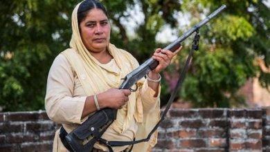 Photo of 警察不理性侵我來! 印度媽擁槍保護女同胞