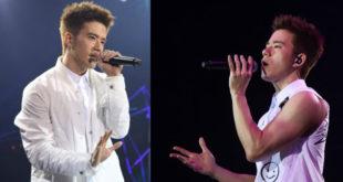 JR紀言愷,曾任偶像團體《KONE》主唱。(合成圖,圖片提供:翻攝JR 紀言愷臉書)