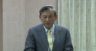 對於同性婚姻修法,法務部次長陳明堂表示,法務部尊重立法院委員的權利,也尊重大眾的意見。  圖片來源:影片截圖