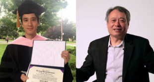 李安(右圖)認為王力宏(左)是個奇怪組合,既傳統又現代。(合成圖,圖片提供:翻攝王力宏 Wang Leehom、金馬影展 TGHFF臉書)