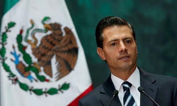 墨西哥總統涅托5月提出的同性婚姻法在本週三被否決。(照片摘自guim)