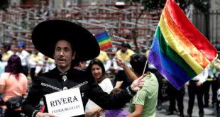墨西哥國會憲法委員會本週三投票駁回墨西哥總統涅托所提出的同婚法案。(照片摘自indianexpress)