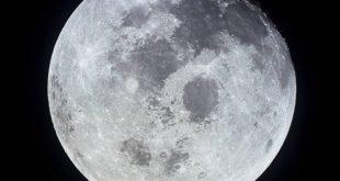日本研究團隊發表研究,表示月球引力較強時,恐引起大地震。(圖片來源/翻攝自NASA官網)