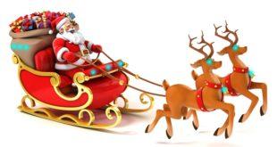 聖誕老人的故事,是許多人童年的美好回憶。(圖片來源/翻攝自YouTube)