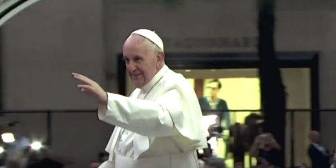 梵蒂岡這一步的退讓,雖改善了與陸方關係,但卻也面臨新的挑戰。(圖片來源:Youtube)