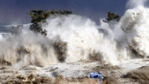 研究指出,2011年日本311大地震發生於月球引力變強的時候。(圖片來源/翻攝自PRI官網)