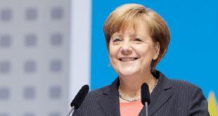 德國總理梅克爾堅持婚姻是一男一女之結合。(圖片來源/翻攝自梅克爾臉書)