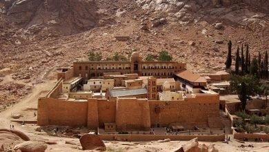 Photo of 埃及學者稱「上帝向摩西顯現之地找到了!」