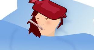 腎友因本身的抵抗力較一般健康民眾弱,較容易感染流感及肺炎。(圖片來源:pixabay.com)
