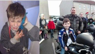 Photo of 英7歲小男孩寄信時慘遭圍毆 重機車隊出動阻止霸凌